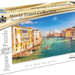 World Travel Collection, Venice Italy 1000 Piece Puzzle
