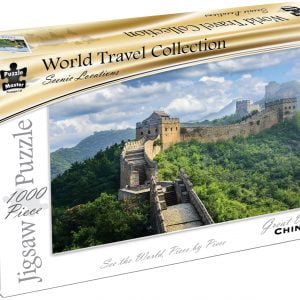 World Travel Collection - Great Wall China 1000 Piece Puzzle