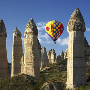Cappadocia, Turkey - Tom Mackie 1000 Piece Puzzle