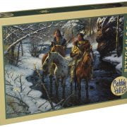 Creek Crossing 1000 Piece Puzzle by Cobble Hill