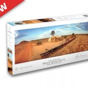 End of the Line, Cossack WA 748 Piece Puzzle