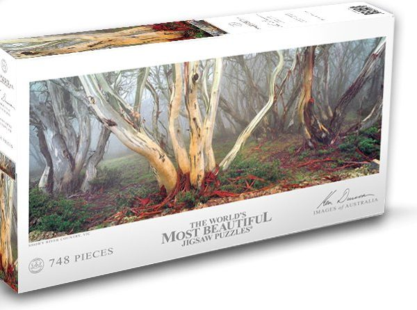 Snowy River Country, VIC 748 Piece Puzzle