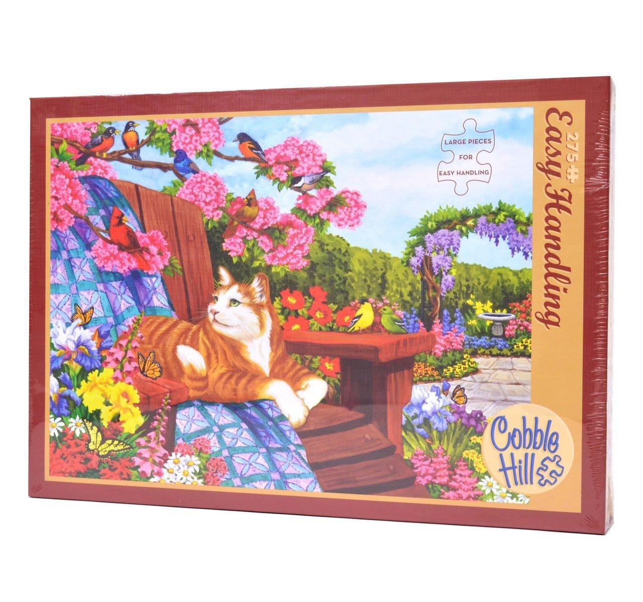 Spring Fling 275 Larger Piece Puzzle - Cobble HIll