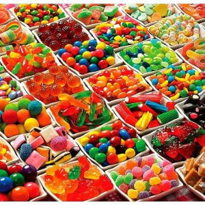 Sugar Overload 1000 Piece Puzzle - Cobble Hill