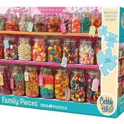 Candy Counter Family Pieces 350 by Cobble Hill