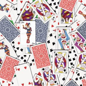 52 Shuffle 500 Piece Puzzle - Ravensburger