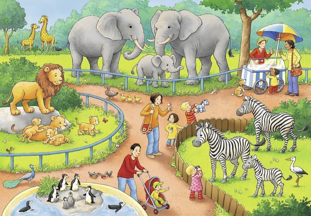 The art of zoo