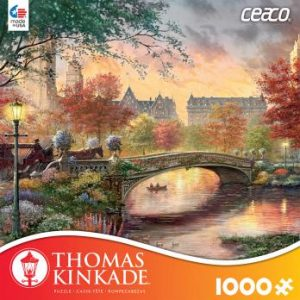 Autumn in New York 1000 Piece Puzzle