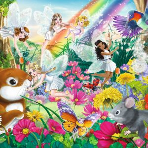 Beautiful Fairy Forest 150 XXL Piece Puzzle