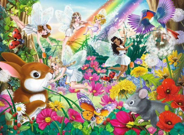 Beautiful Fairy Forest 150 XXL Piece Puzzle