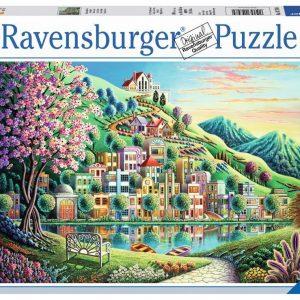 Blossom Park 500 Piece Ravensburger Puzzle
