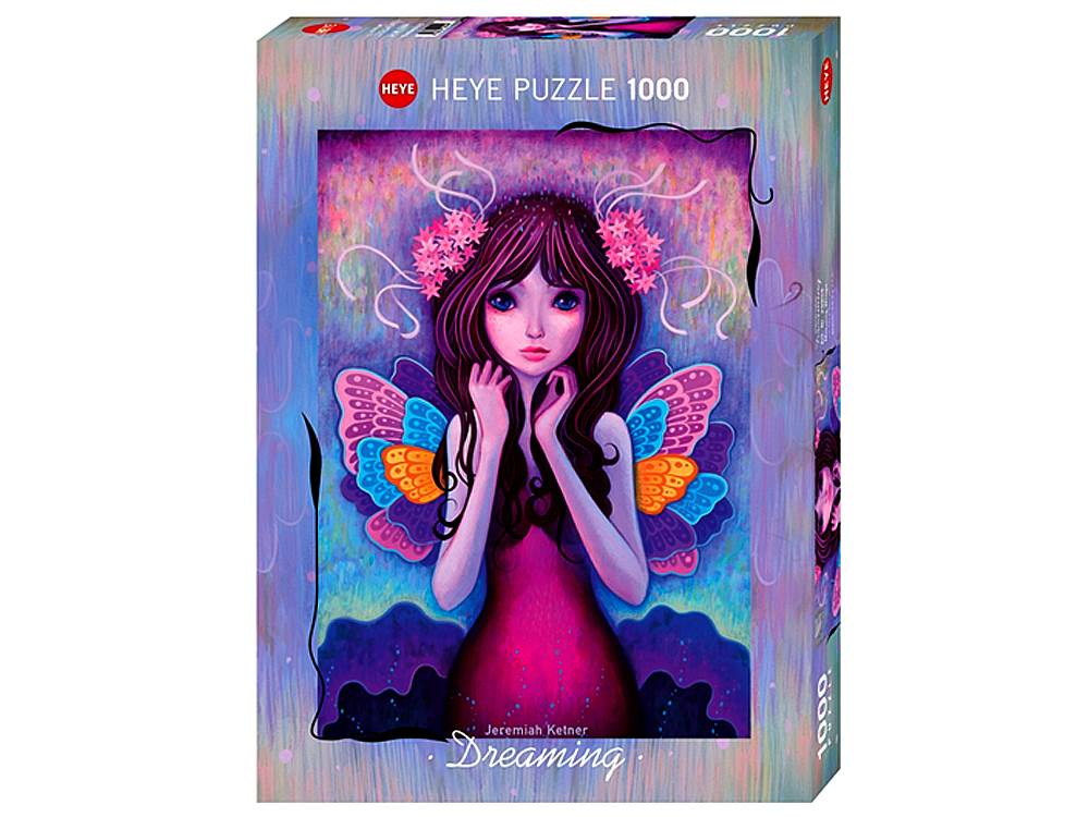 Dreaming - Morning Wings 1000 Piece Heye Puzzle