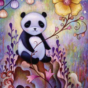 Dreaming - Panda Naps 1000 Piece Heye Puzzle
