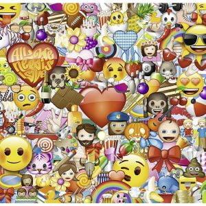 Emoji 1000 Piece Ravensburger Puzzle