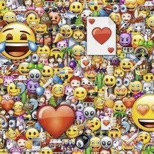 Emoji 300 Piece Puzzle - Ravensburger