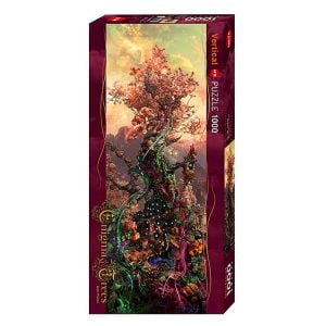 Enigma Trees - Phosphorus 1000 Piece Vertical Heye Puzzle
