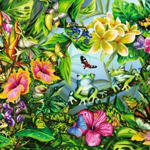 Find the Frogs 1500 Piece Puzzle - Ravensburger