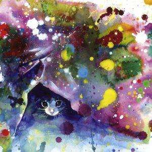 Free Colours - Meow 1000 Piece Heye Puzzle