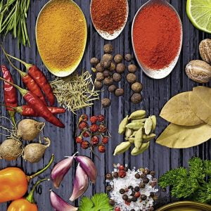 Herbs and Spices 1000 Piece Puzzle - Ravensburger