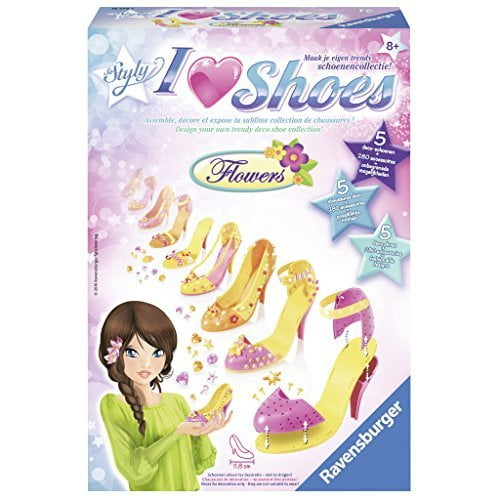 I Love Shoes – Flowers
