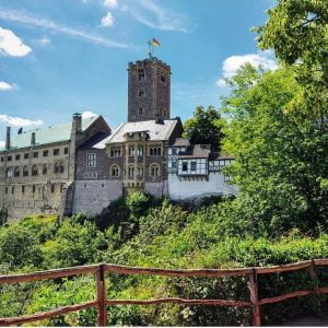 Idyllic Wartburg 1000 Piece Ravensburger Puzzle