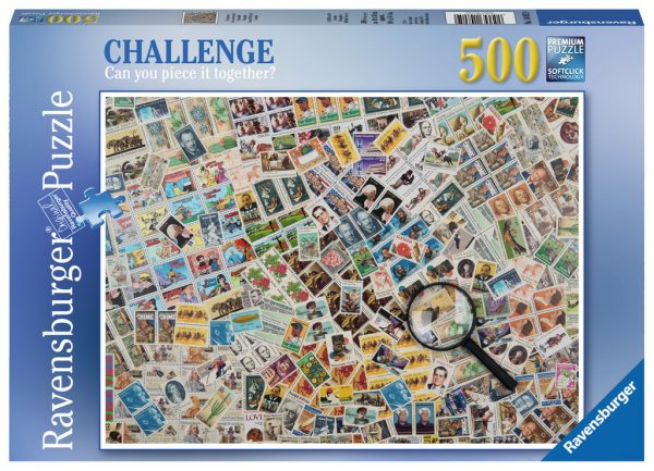 Illusion Puzzle 500 Piece - Ravensburger