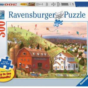 Let's Fly 300 Piece Large Format Puzzle - Ravensburger