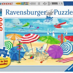 Meet me at the Beach 300 Piece Large Format Puzzle - Ravensburger