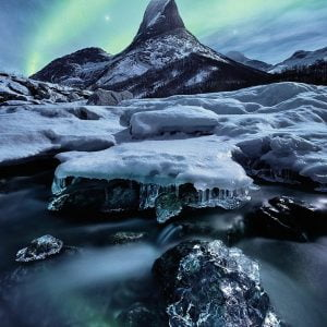 North Norway - Mount Stetind 1000 Piece Jigsaw Puzzle