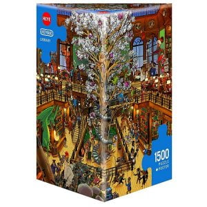 Oesterle - Library 1500 Piece Library