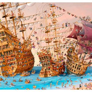 Ruyer - Corsair 1000 Piece Heye Puzzle
