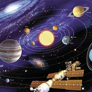 Solar System 500 Piece Puzzle - Ravensburger