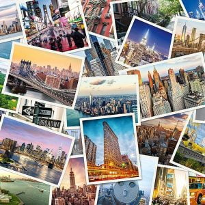 Spectacular Skyline New York 5000 Piece Puzzle - Ravensburger