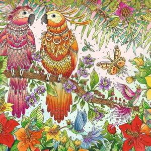 Tropical Feeling 1000 Piece Puzzle - Ravensburger