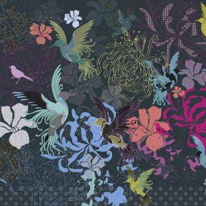 Turnowsky - Brids & Flowers 1000 Piece Heye Puzzle