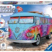VW Kombi Indian Summer 3D Puzzle - Ravensburger