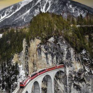 Winter Canyon 1500 Piece Puzzle - Ravensburger