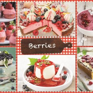 Berries 1000 Piece Jigsaw Puzzle by Jumbo