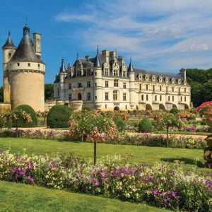 Castle in the Loire 1000 Piece Jigsaw Puzzle