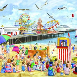 Clacton-on-Sea 1000 Piece Jigsaw Puzzle
