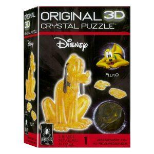 Disney 3D Pluto Crystal Puzzle