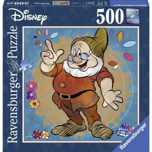 Disney - Doc 500 Piece Square Jigsaw Puzzle