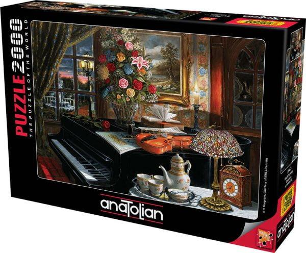 Ensemble 2000 Piece Anatolian Jigsaw Puzzle