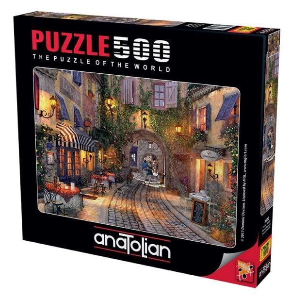 French Walkway 500 Piece JIgsaw Puzzle - Anatolian