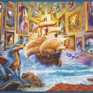 Gallery 1500 Piece Anatolian Jigsaw Puzzle