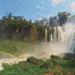 Iguazu Falls, Argentina 500 Piece Jigsaw Puzzle