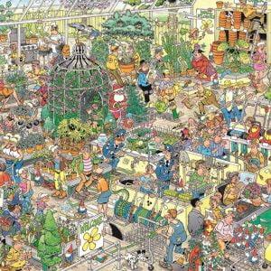 JVH The Garden Centre 1000 Piece Jigsaw Puzzle