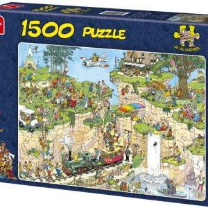 JVH - The Golf Course 1500 Piece Jigsaw Puzzle