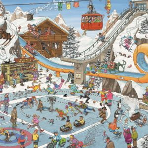 JVH The Winter Games 1000 Piece Jigsaw Puzzle