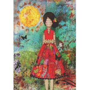 Let the Sun Shine in 500 Piece Jigsaw Puzzle
